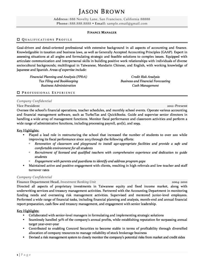 Finance-Manager-Resume-Examples-Page-01