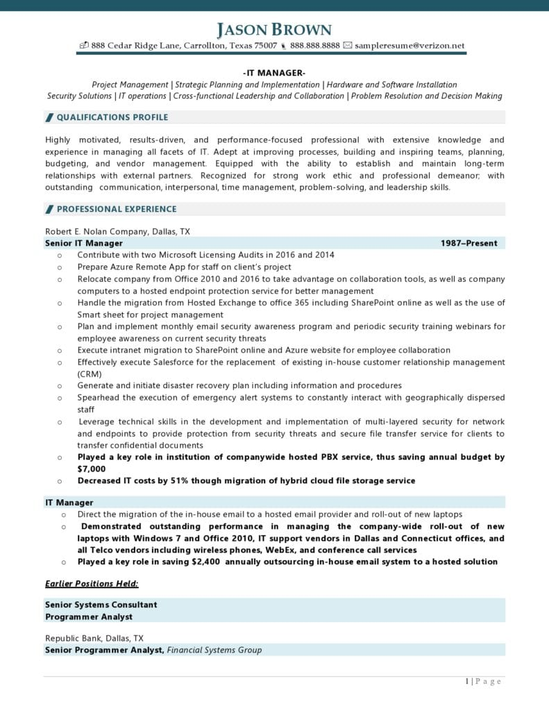 It-Manager-Resume-Examples-Page-1
